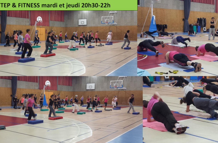Fitness & Zumba – informations et adhésion 2016/2017