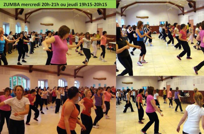 Présentation Fitness & Zumba